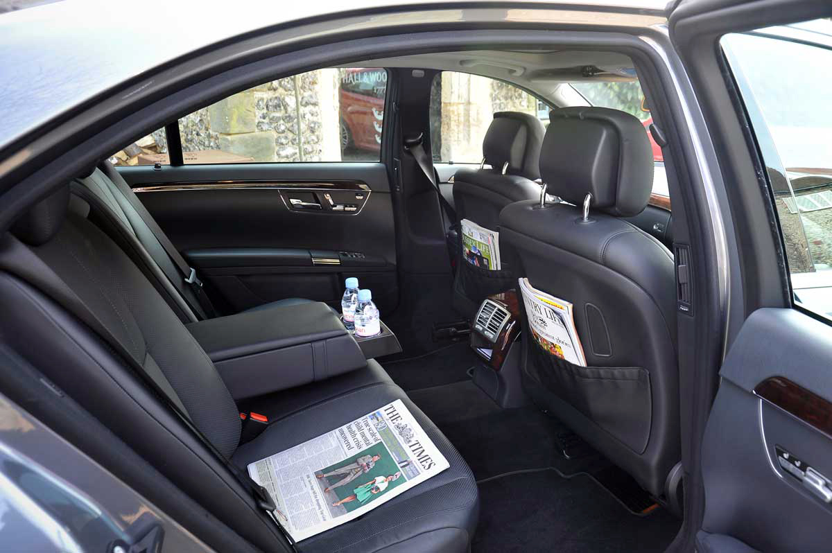 Brighton Executive cars for business travel